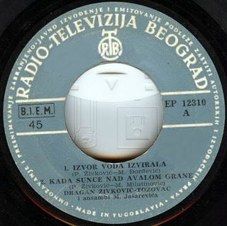 Predrag Zivkovic Tozovac - Diskografija R-210012