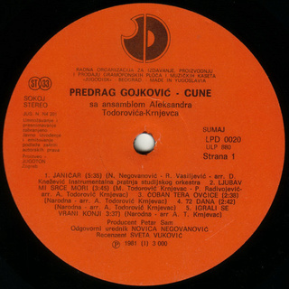 Predrag Gojkovic Cune - Diskografija  - Page 4 R-211410