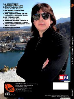 Jasar Ahmedovski - Diskografija R-211858