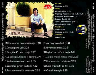 Jasar Ahmedovski - Diskografija R-211861