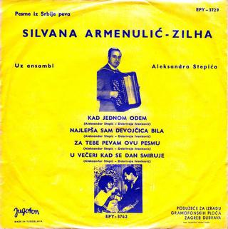 Silvana Armenulic - Diskografija  R-212716
