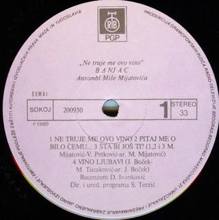 Slavko Banjac - Diskografija  R-212812