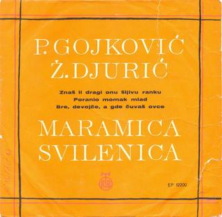 Predrag Gojkovic Cune - Diskografija  R-213119