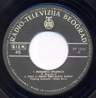 Predrag Gojkovic Cune - Diskografija  R-213121