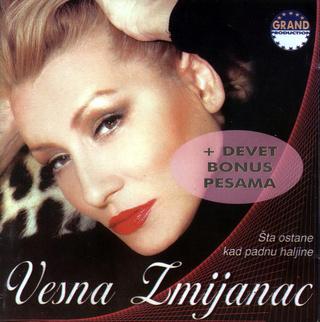 Vesna Zmijanac - Diskografija R-215010