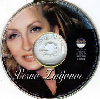 Vesna Zmijanac - Diskografija R-215013