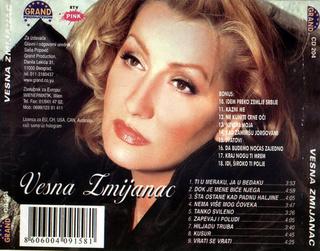 Vesna Zmijanac - Diskografija R-215014