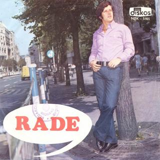 Rade Vuckovic - Diskografija  R-216910