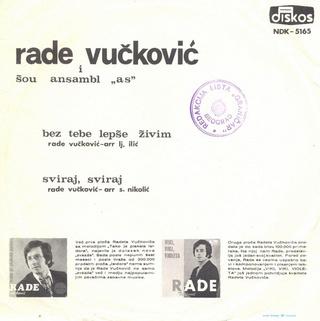Rade Vuckovic - Diskografija  R-216913