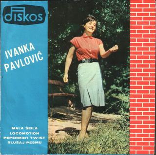 Ivanka Pavlovic - Diskografija R-220026