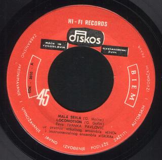 Ivanka Pavlovic - Diskografija R-220027
