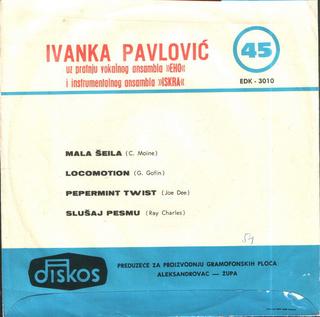 Ivanka Pavlovic - Diskografija R-220028