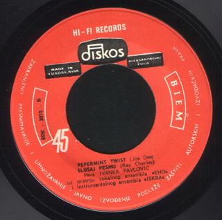 Ivanka Pavlovic - Diskografija R-220029
