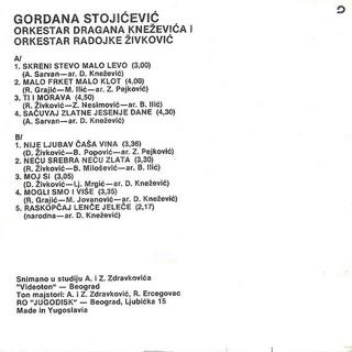 Gordana Stojicevic - Diskografija  - Page 2 R-220578
