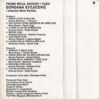 Gordana Stojicevic - Diskografija  - Page 2 R-220583
