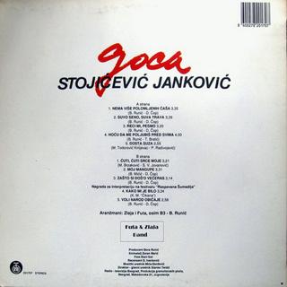 Gordana Stojicevic - Diskografija  - Page 2 R-220585