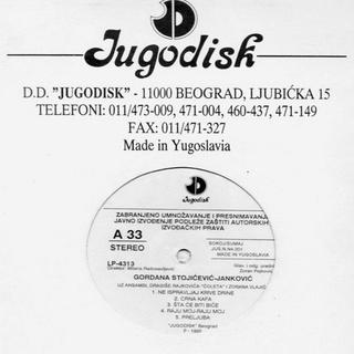Gordana Stojicevic - Diskografija  - Page 2 R-220586