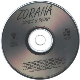 Zorana Pavic - Diskografija  R-220620