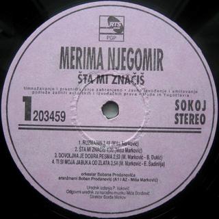 Merima Kurtis Njegomir - Diskografija  R-220733