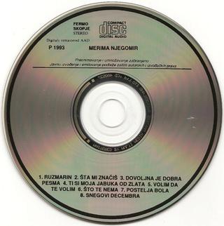 Merima Kurtis Njegomir - Diskografija  R-220738