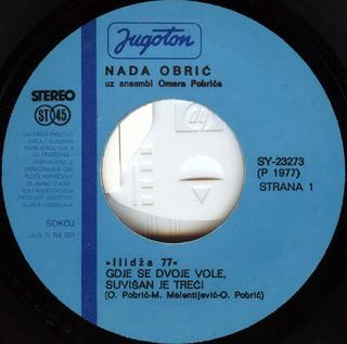 Nada Obric - Diskografija  R-221316