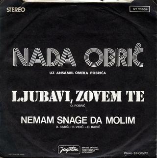 Nada Obric - Diskografija  R-221419