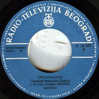 Vida Pavlovic - Diskografija 2 R-221425