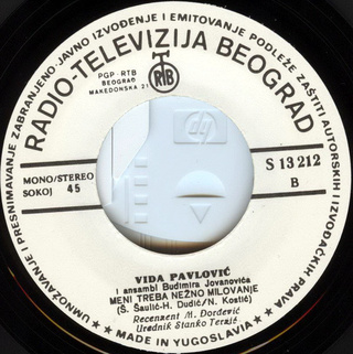 Vida Pavlovic - Diskografija 2 R-221428