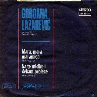 Gordana Lazarevic - Diskografija R-221510