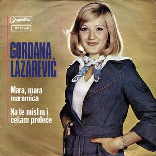 Gordana Lazarevic - Diskografija R-221513