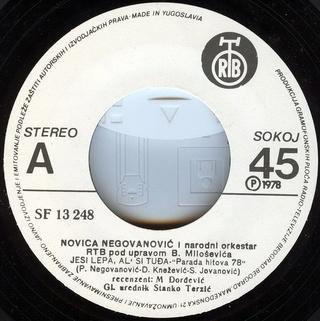 Novica Negovanovic - Diskografija R-221629
