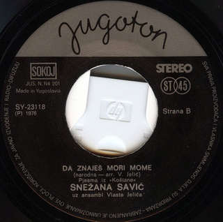 Snezana Savic - Diskografija R-221642