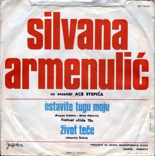 Silvana Armenulic - Diskografija  R-223319