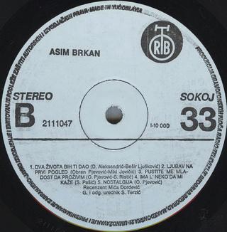 Asim Brkan - Diskografija 2 R-225412