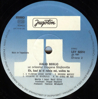 Halid Beslic - Diskografija R-226617
