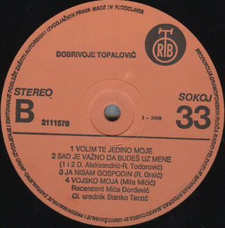 Dobrivoje Topalovic - Diskografija  - Page 2 R-226624