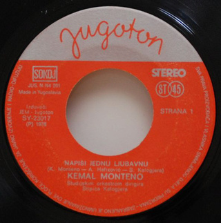 Kemal Monteno - Diskografija  R-228310