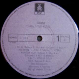 Zorana Pavic - Diskografija  R-228316