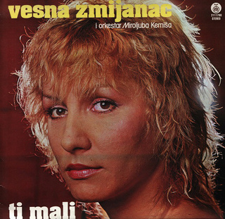 Vesna Zmijanac - Diskografija R-228512