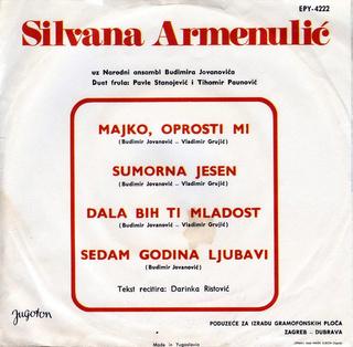 Silvana Armenulic - Diskografija  R-230511
