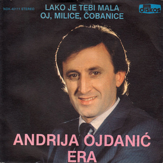 Andrija Era Ojdanic - Diskografija R-231510