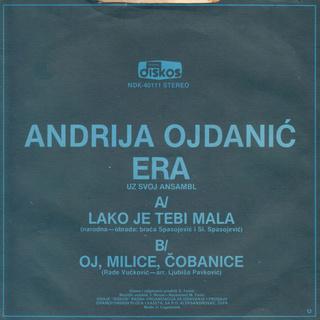 Andrija Era Ojdanic - Diskografija R-231511