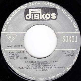 Andrija Era Ojdanic - Diskografija R-231512