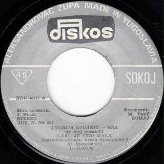 Andrija Era Ojdanic - Diskografija R-231513