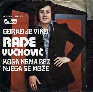 Rade Vuckovic - Diskografija  R-232010