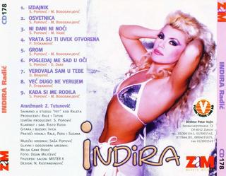 Indira Radic - Diskografija R-232911