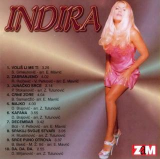 Indira Radic - Diskografija R-232914