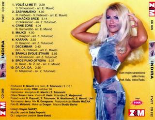 Indira Radic - Diskografija R-232915