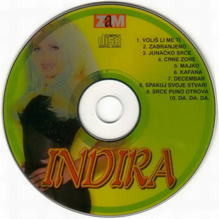 Indira Radic - Diskografija R-232916