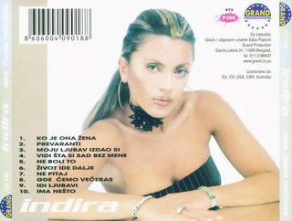 Indira Radic - Diskografija R-233413